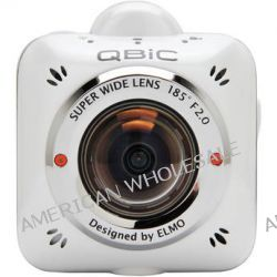 Elmo QBiC MS-1 Wide Angle Wearable Camera 3781434 B&H Photo