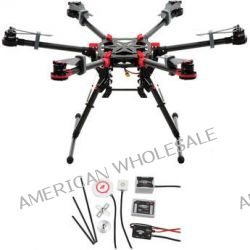 DJI Spreading Wings S900 Hexcopter (WooKong-M) CB.SB.000012 B&H