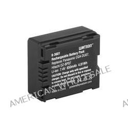 Watson CGA-DU07 Lithium-Ion Battery Pack (7.4V, 650mAh) B-3601