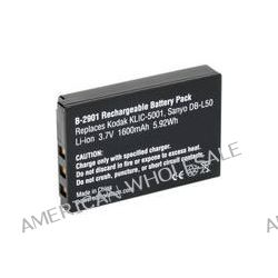 Watson KLIC-5001 Lithium-Ion Battery Pack (3.7V, 1600mAh) B-2901