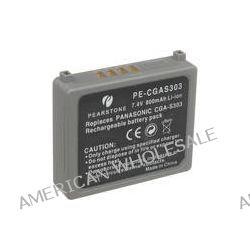 Pearstone CGA-S303 Lithium-Ion Battery (7.4V, 800mAh) CGA-S303