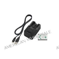 Sony Cyber-shot Battery and Charger Accessory Kit ACCTRBX B&H