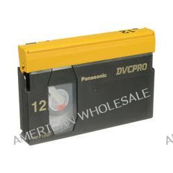 Panasonic AJ-P12M DVCPRO Cassette (Medium) AJ-P12M B&H Photo