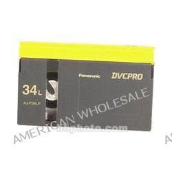 Panasonic AJ-P34L DVCPRO Cassette (Large) AJ-P34L B&H Photo
