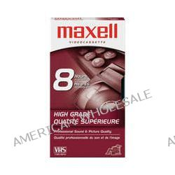 Maxell  HG-T160 VHS Video Cassette 224510 B&H Photo Video