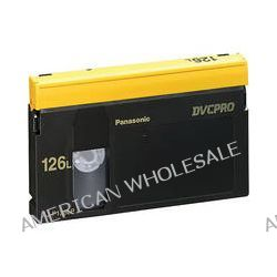 Panasonic AJ-P126L DVCPRO Cassette (Large) AJ-P126L B&H Photo