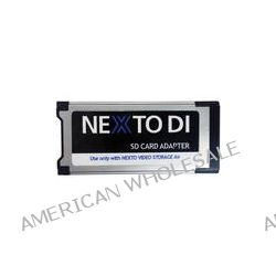NEXTO DI SD to Express Card Adapter NENA-ACCR00004 B&H Photo