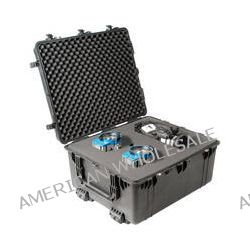 Pelican 1690 Transport Case with Foam (Black) 1690-000-110 B&H