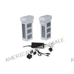 DJI  Phantom 2 Battery Twin Pack and Charger  B&H Photo Video