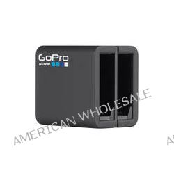 GoPro Dual Battery Charger with Battery for HERO4 AHBBP-401 B&H