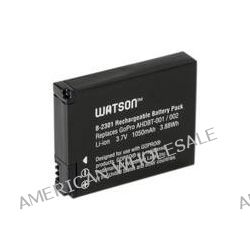 Watson Lithium-Ion Battery Pack for GoPro Cameras B-2301 B&H