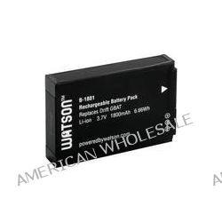 Watson B-1801 Lithium-Ion Battery Pack (3.7V, 1800mAh) B-1801