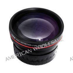 Vivitar 2.2x Telephoto Lens Attachment for 52mm VIV-22-52T B&H