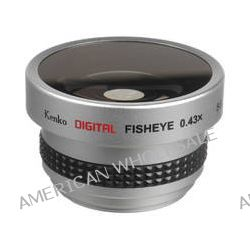 Kenko SGW-043 37mm 0.43x Wide-Angle Fisheye Lens SGW043 B&H