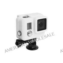 XSORIES Silicon Skin for GoPro HERO3+ (White) SILG3+-100972 B&H