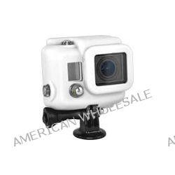 XSORIES Silicon Skin for GoPro HERO3 (White) SILG2-100880 B&H
