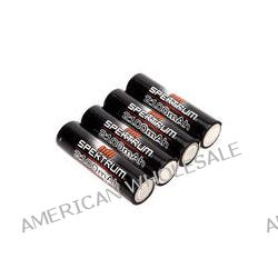 Spektrum Rechargeable 2100mAh NiMH AA Battery (4 Pack) SPM9527