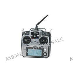 Futaba 10CHG 2.4GHz Integrated Helicopter Radio Mode 2 FUTK9256