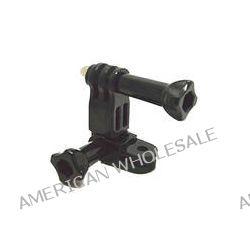 Dot Line DLC 3-Way Pivot Arm for GoPro Camera (2 Screws) DL-1218