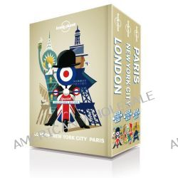London / New York City / Paris , Lonely Planet : City Box Set (Limited Edition) by Lonely Planet, 9781743218518.