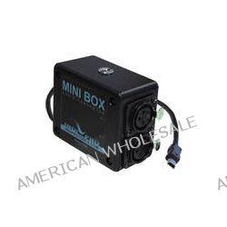 IndiPRO Tools Dual XLR to Mini USB Stereo Audio Converter GPXLRA