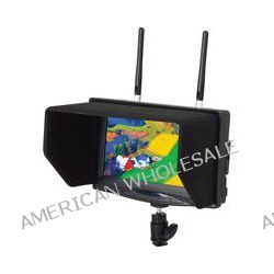 "Delvcam 7"" FPV Monitor with Dual 5.8GHz DELV-DUALFPV-7 B&H"