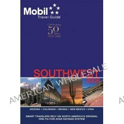 Mobil Travel Guide Southwest by Mobil Travel Guide, 9780841603202.