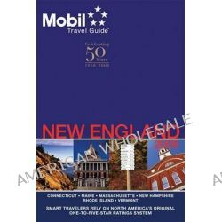 Mobil Travel Guide New England by Mobil Travel Guide, 9780841603127.