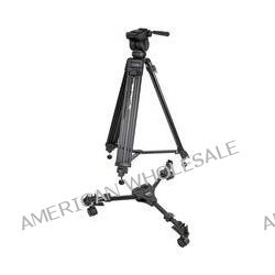 Sunpak Video Pro-M3 Tripod With Fluid Head (Black) with Video