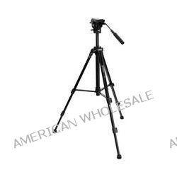 Magnus VT-300 Video Tripod with Fluid Head VT-300 B&H Photo