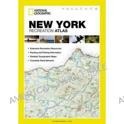 New York, State Rec Atlas by National Geographic Maps, 9781597755542.