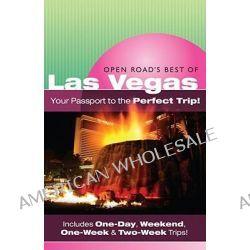 Open Road's Best of Las Vegas by Jay Fenster, 9781593601072.