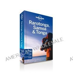 Rarotonga Samoa and Tonga, Lonely Planet Travel Guide by Lonely Planet, 9781742200330.