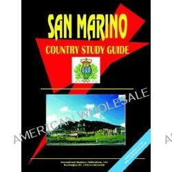 San Marino Country Study Guide by Usa Ibp, 9780739795170.