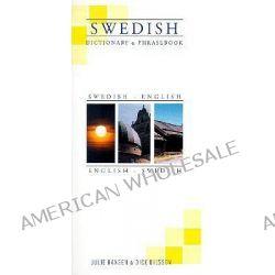 Swedish-English/English-Swedish Dictionary and Phrasebook by Julie Hansen, 9780781809030.