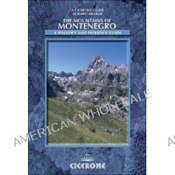 The Mountains of Montenegro, A Walker's and Trekker's Guide by Rudolf Abraham, 9781852845063.