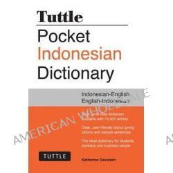 Tuttle Pocket Japanese Dictionary, Completely Revised and Updated Second Edition by Samuel E Martin, 9784805313541.