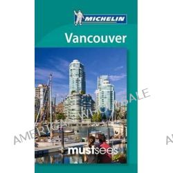 Vancouver by Michelin, 9782067197480.