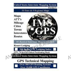 United States Road Atlas, United States Interstate Mapping System by Ferriter's , 9781434365682.