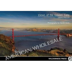 Views of the Golden Gate, A Book of Postcards by Harold Davis, 9780899974972.