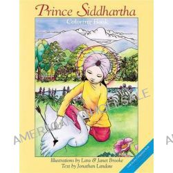 Prince Siddhartha Coloring Book by Janet Brooke, 9780861711215.