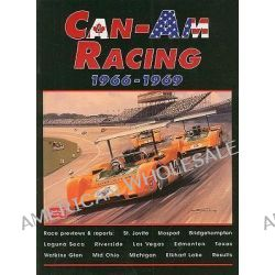 CAN-AM Racing 1966-1969, 1966-1969 by R M Clarke, 9781855205420.