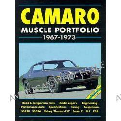 Camaro Muscle Portfolio, 1967-73 by R. M. Clarke, 9781855201453.