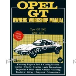 Opel GT 1968-73 Owners Workshop Manual, Opel GT 1900 1986-73 Autobook by Autobooks Team of Writers and Illustrators, 9781870642866.