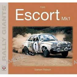 Ford Escort Mk1 by Graham Robson, 9781845840402.