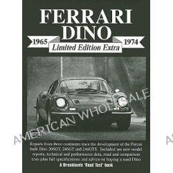Ferrari Dino 1965-1974 by R. M. Clarke, 9781855205789.