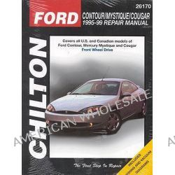 Ford Contour, Mystique, Cougar (1995-99) by Chilton, 9780801991059.