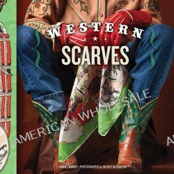 Western Scarves by Diane Zamost, 9781423636182.