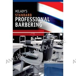 Exam Review for Milady's Standard Professional Barbering, Exam Review by Milady, 9781435497122.