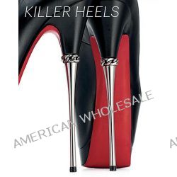 Killer Heels, The Art of the High-Heeled Shoe by Lisa Small, 9783791353807.